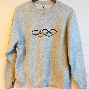 Vintage 90's God Loved World Sweatshirt Jesus